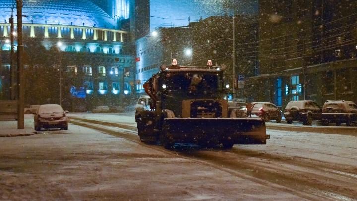 Дороги снова заметёт: синоптики рассказали, какая погода ждёт новосибирцев в ближайшие дни