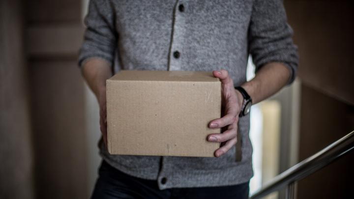 Отделение почты осталось без света, а новосибирцы — без посылок