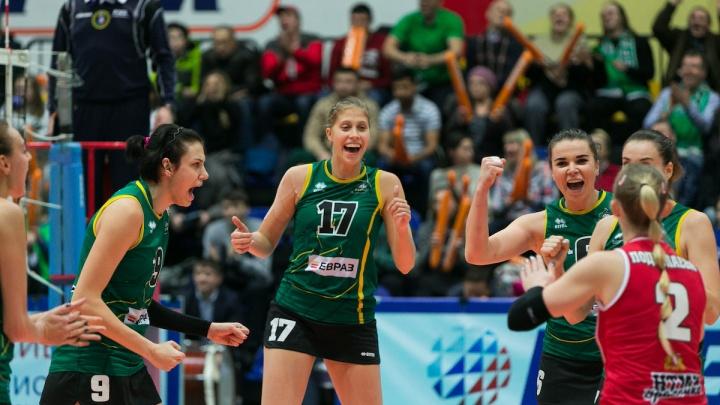 «Уралочка» совершила подвиг в матче с соперницами из Финляндии, вырвав победу
