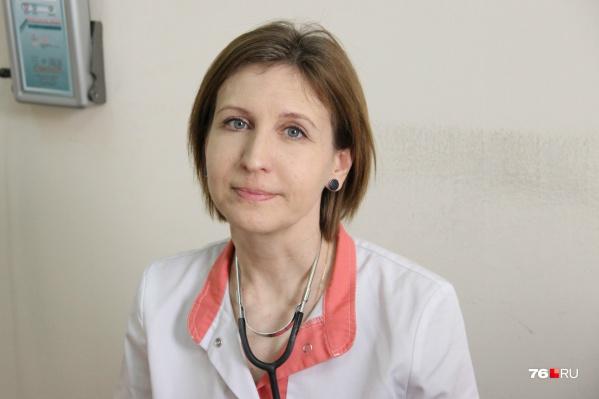 Наталья Михайлова— врач-эндокринолог