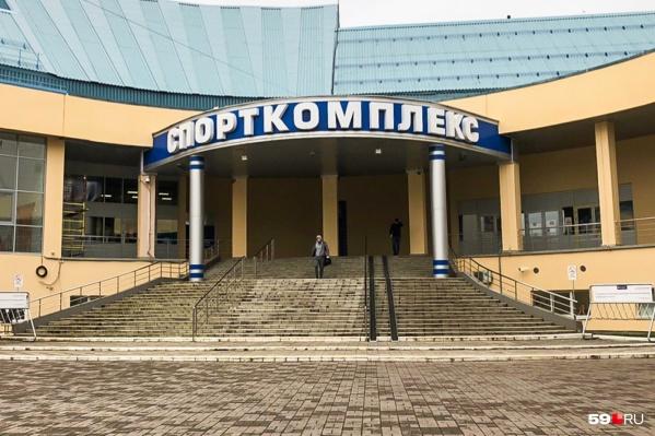 Тренер Ольга отравилась едой из кафе в спорткомплексе «Олимпия»