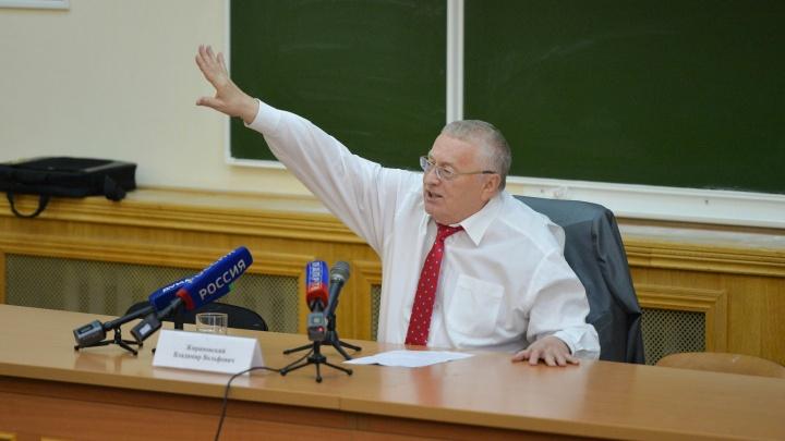 Владимир Жириновский встал на защиту уволенной таганрогской воспитательницы