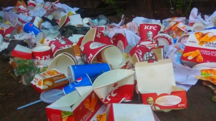 Школьники из Канска отсудили 2 миллиона за массовое отравление после ужина в московском KFC