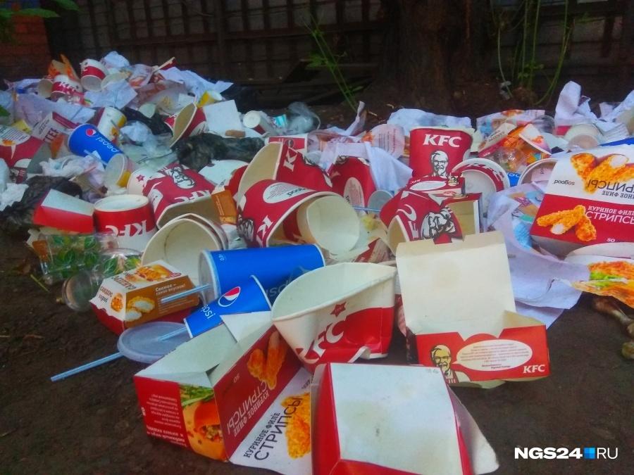 Московский KFC заплатит отравившимся красноярцам практически 2,5 млн. руб.