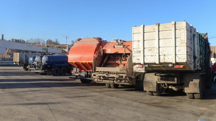 Арбитражный суд отказался отдавать тюменцам мусорный рынок Екатеринбурга