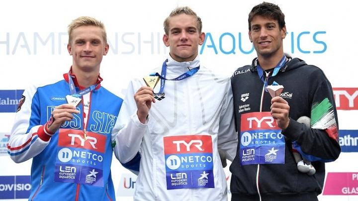 Рыбинский пловец завоевал серебряную медаль на чемпионате Европы: секрет победы