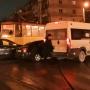 На северо-западе Челябинска из-за двойного ДТП с участием маршрутки встали трамваи