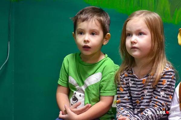 В детских садах сейчас едва ли найдешь привычных Петечек и Оленек