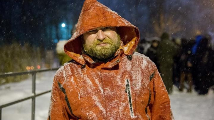 Снег и ветер оборвут провода: когда закончится сильная метель в Ярославле