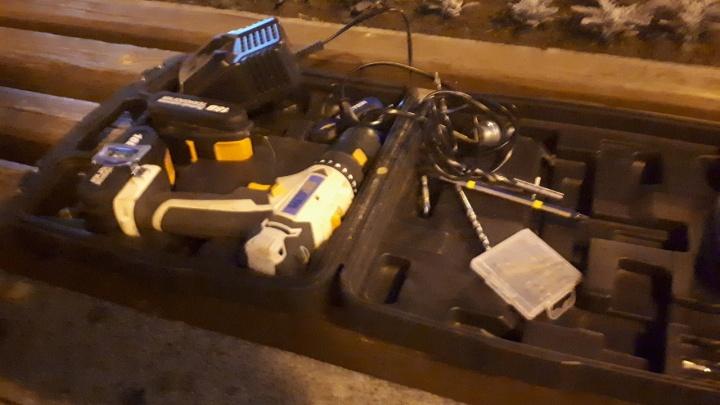 Улицу Ленинградскую оцепляли из-за бесхозного технического чемоданчика