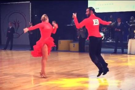 Ирина Пегова обожает танцевать