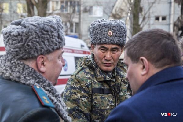 Михаил Музраев руководил волгоградскими следователями на протяжении 11 лет