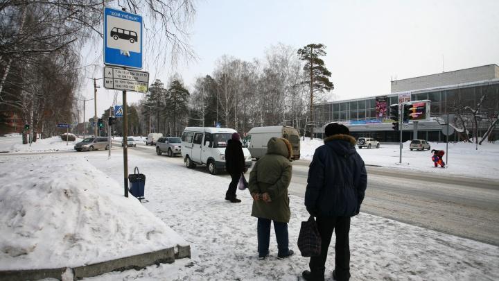 Несколько автобусов в Советском районе изменят маршрут