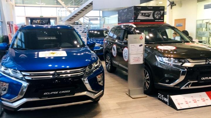 Подарки и рекордная выгода: в Архангельске запустили спецусловия на модели Mitsubishi 2019 года