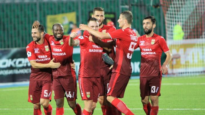 Футбольный «Сочи» против «Уфы»: «горожане» впервые смогут отличиться в РПЛ