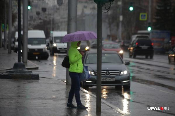 Доставайте зонтики, ждем бурю!