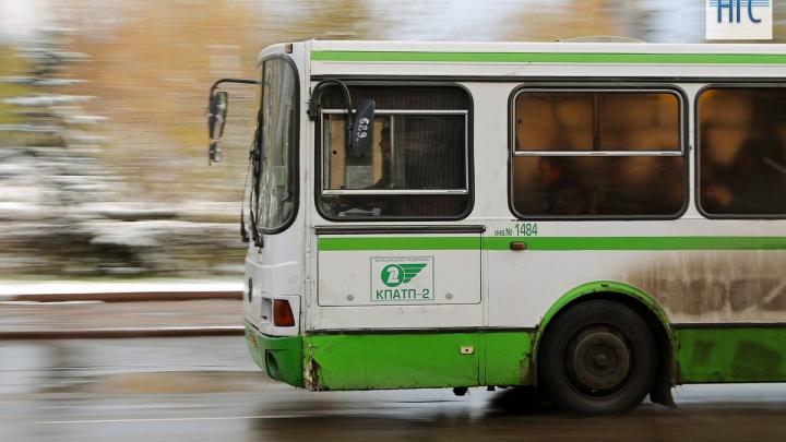На маршрут № 69 запускают «пазики» вместо больших автобусов
