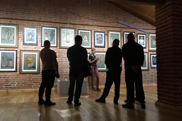 Уже в пятницу, 4 октября, откроется выставка-исследование, посвященная мозаикам