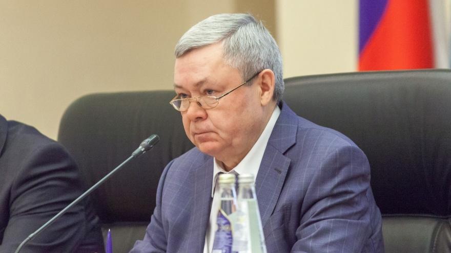 Председатель правительства Самарской области Александр Нефёдов ушел в отставку