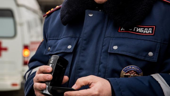 Чёрный внедорожник сбил девочку на улице Восход и уехал — ГИБДД ищет очевидцев
