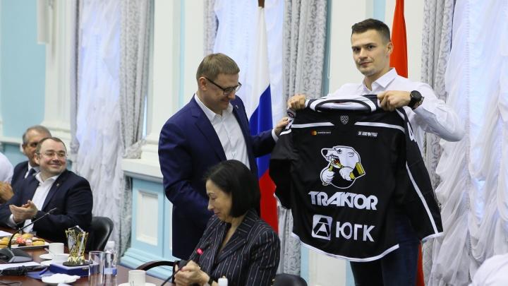 Власти Челябинской области прокомментировали требование фанатов уволить руководство «Трактора»