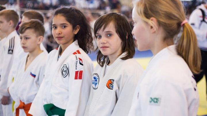 Им снится олимпийское золото: более 500 дзюдоистов вышли на татами на турнире памяти Петра Сумина