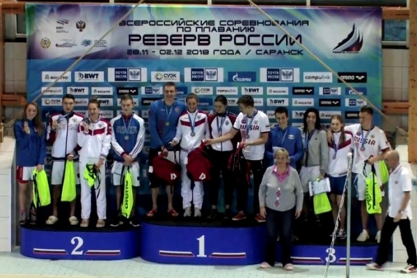 Даниил Марков, Екатерина Никонова, Александр Шмаков и Александра Савина стали рекордсменами Европы
