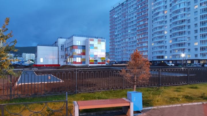 «Успели за год»: достроены два новых детских сада в Белых Росах