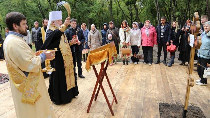 Для жителей нового микрорайона: в Самаре построят еще один храм