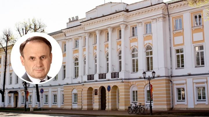 Экс-председателя Ярославской областной думы суд оштрафовал за пышный банкет на бюджетные деньги