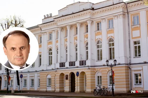 Депутат Боровицкий не скрывает, что устраивал банкет в честь окончания работы VI созыва Яроблдумы