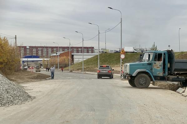 Короткий путь сГребенщикова на Фадеева должен улучшить транспортную доступность Родников