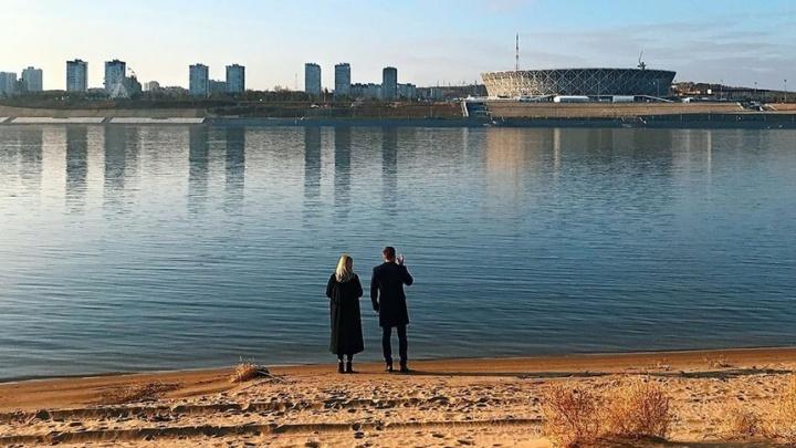 Завидуйте, холодные города: смотрим фото чудесного ноября в Волгограде