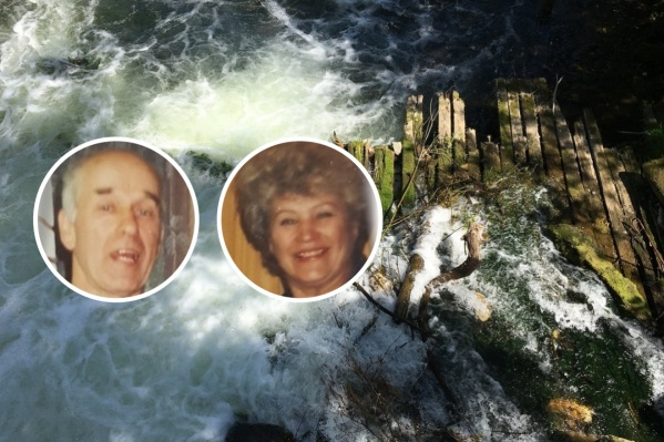 Пенсионеры провели у реки пять суток