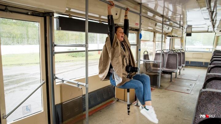 Ярославским студентам один день разрешат кататься на общественном транспорте бесплатно