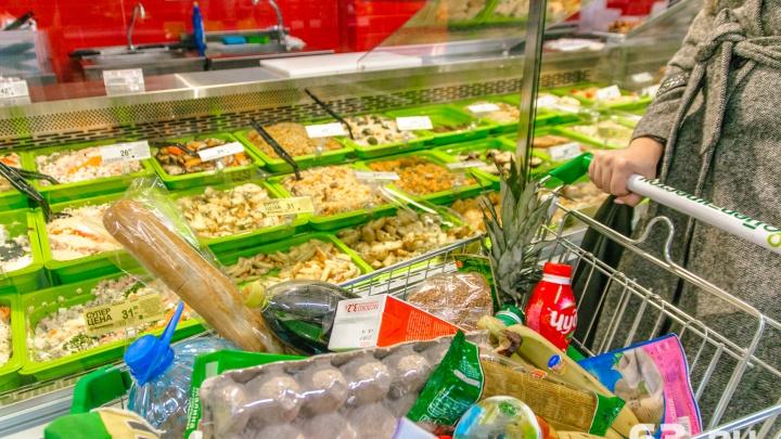 Продукты подешевели: в Самарской области зафиксировали нулевую инфляцию