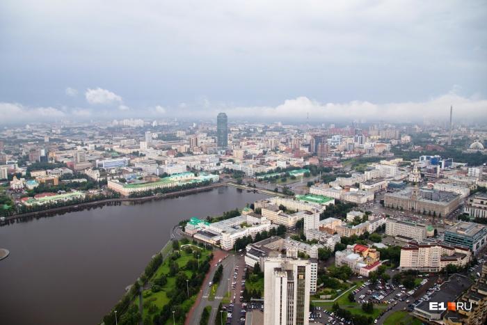 За три дня многого о Екатеринбурге не узнать. Но мы попробуем
