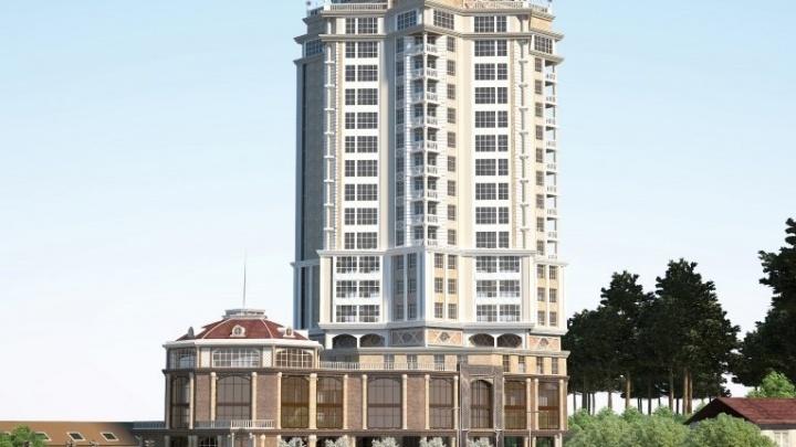 Дом Азербайджана предложили построить возле Дворца спорта