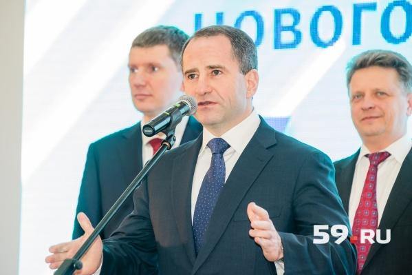 Михаил Бабич был полпредом в ПФО с 2011 года