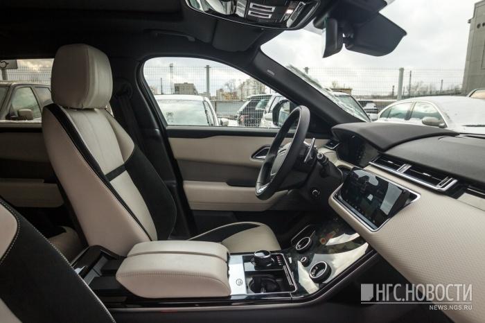 В сегменте люксовых автомобилей лидируетLexus NX