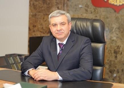 Стаж Николая Морева в системе Банка России —более 21 года