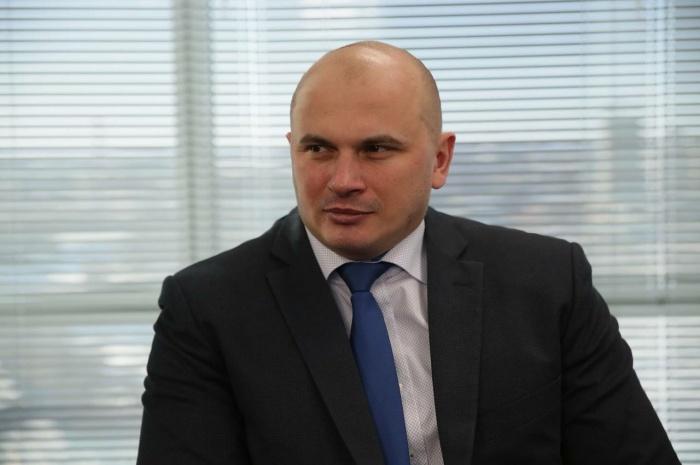Сергей Кульпин не только успешный банкир, но и заядлый рыбак