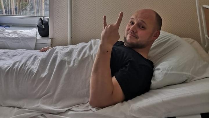 Байкером, в которого на Волгоградской врезался Seat, оказался главный нарколог УрФО
