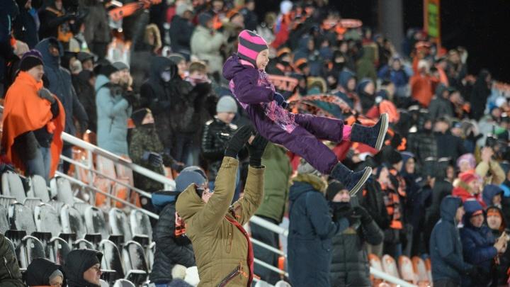 Смогли дожать на морозе: «Урал» обыграл в кубковом матче «Нижний Новгород»