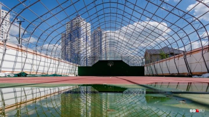 «Готов предложить новую площадку»: глава Перми встретится с владельцами теннисного корта FeelGood