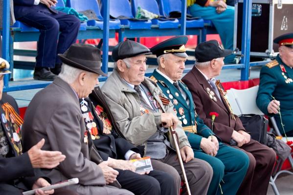 Ветераны Криводановки не дождались подарков ко Дню Победы