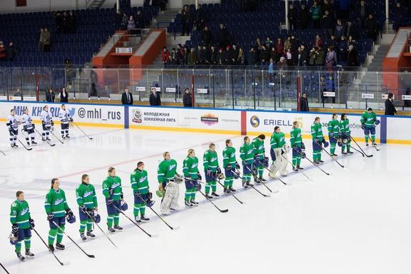 Время красивого хоккея: уфимская «Агидель» поборется за золото плей-офф с питерским «Динамо»