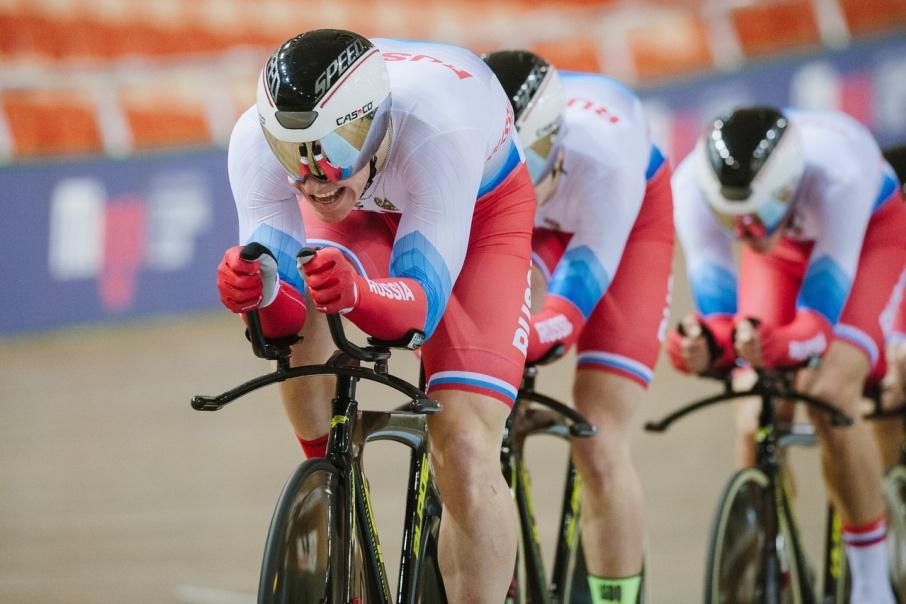 V Кубок мира по велоспорту на треке прошёл в Минске