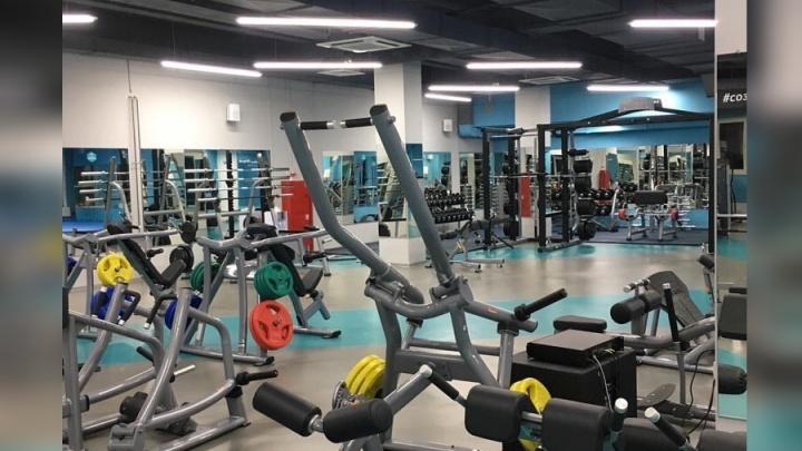 В Красноярске открылся новый фитнес-клуб федеральной сети