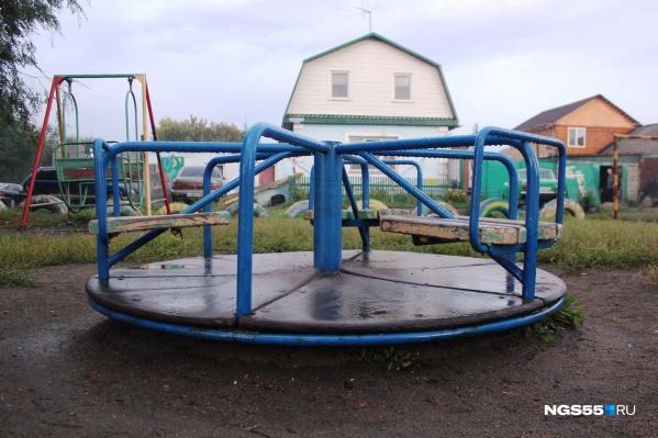 Хотели бы такую детскую площадку у себя во дворе?